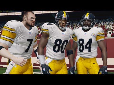 Madden 25 Owner Mode - Preseason Week vs Steelers Ep.2