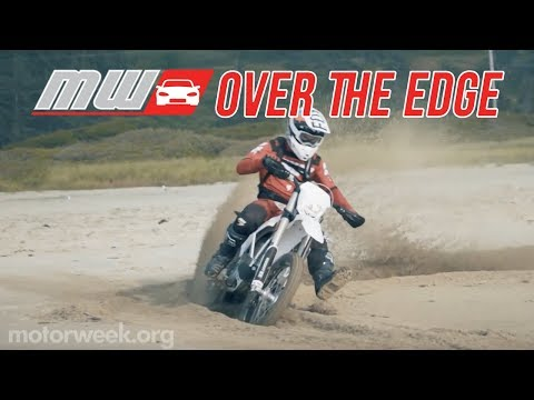 Over the Edge: Alta Motors Electric Dirt Bikes