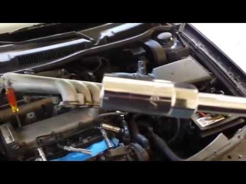 How to replace spark plugs on a 2.0L Jetta