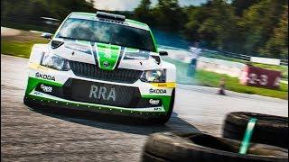 ŠKODA FABIA R5 | Rollout Günther Knobloch | Race Rent Austria