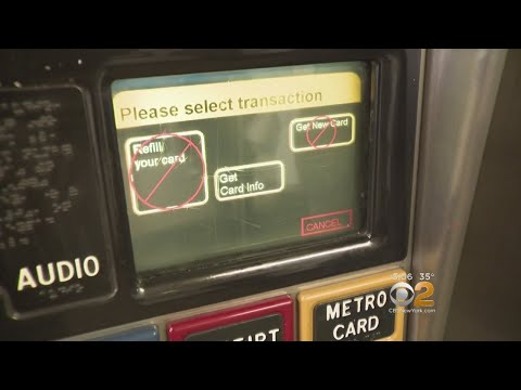 Metrocard Machines Busted For MTA Riders In Queens