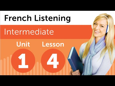 French Listening Comprehension - Reading French Job Postings