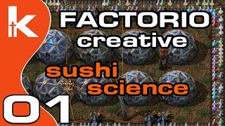 Factorio 0 17 Sushification | Ep 7 | User Acceptance Testing