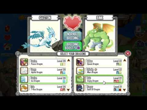 How To Get Great White Dragon By Breeding In Dragon City