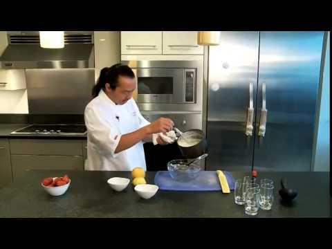 Coconut Panna Cotta Recipe