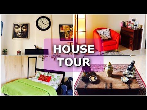 My House Tour I Studio Apartment in Dubai I Home Decor Ideas & Inspirations I IKEA Furnishing