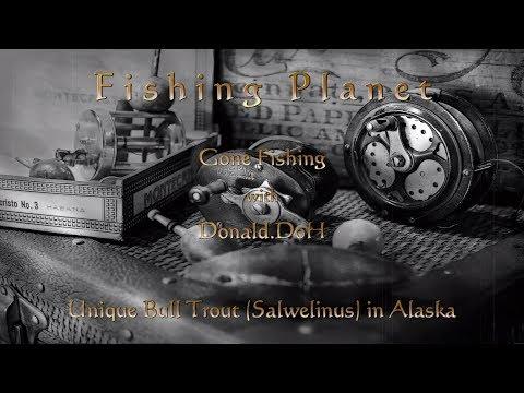 Fishing Planet - Unique Bull Trout (Salwelinus) in Alaska