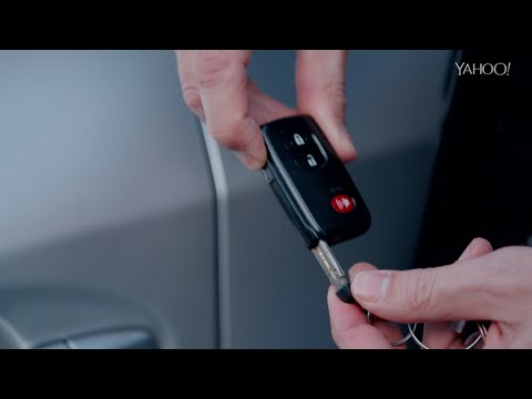 How to start a Prius when the key fob is dead