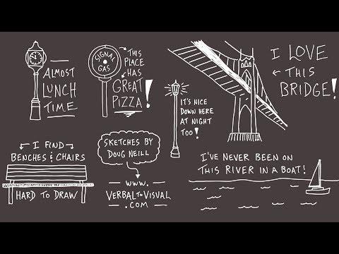 Visual Journaling to Build Your Sketchnoting Skills