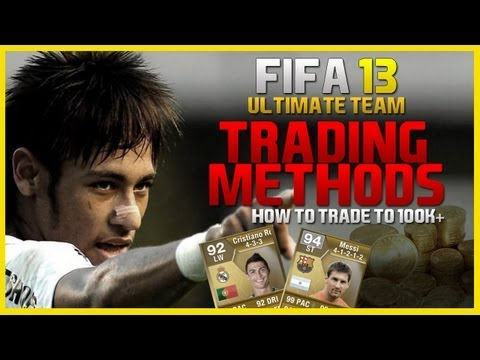 FIFA 13 Ultimate Team I EASY Coin Making Methods Guide!