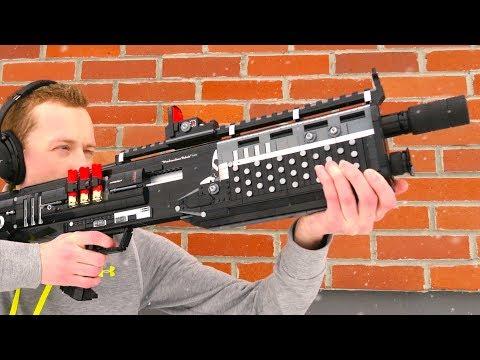 LEGO Fortnite Heavy Shotgun