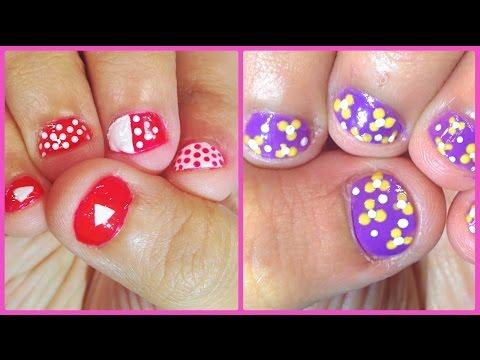 Nail Art For Short Nails | #ChipperNails (Giveaway Closed)