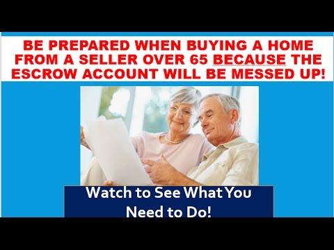 Buying Existing Home Escrow Shocker