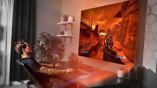 """ULTIMATE 100"""" Bedroom Gaming Battlestation!"""