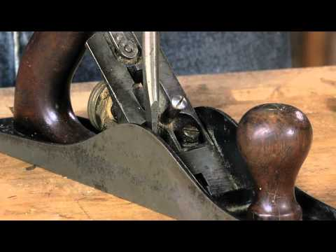 Tuning Up an Old Handplane