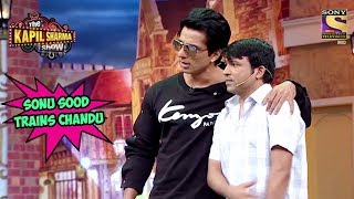 Sonu Teaches Chandu How To Fight With Kapil - The Kapil Sharma Show