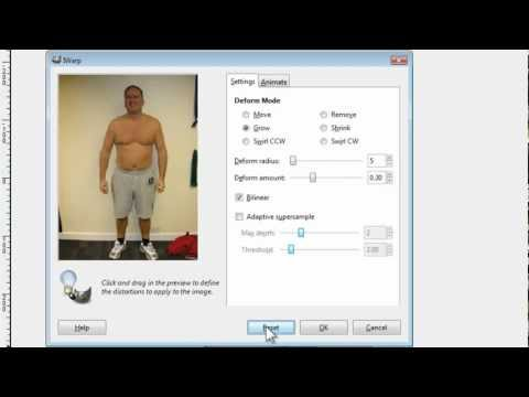 How to Lose Weight in Photos