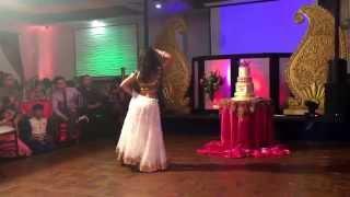 21st Birthday Dance Performance