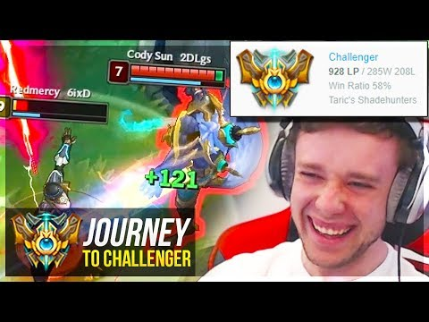 STOMPING CHALLENGERS ALREADY????????? - Journey To Challenger | League of Legends