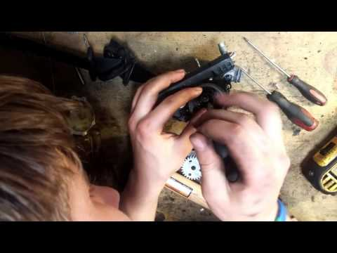 How to fix and repair a jammed seatbelt from a collision. Mercedes GL
