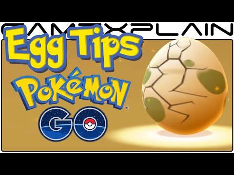 Pokémon Go Tips: Egg Hatching & Full Pokemon List Guide