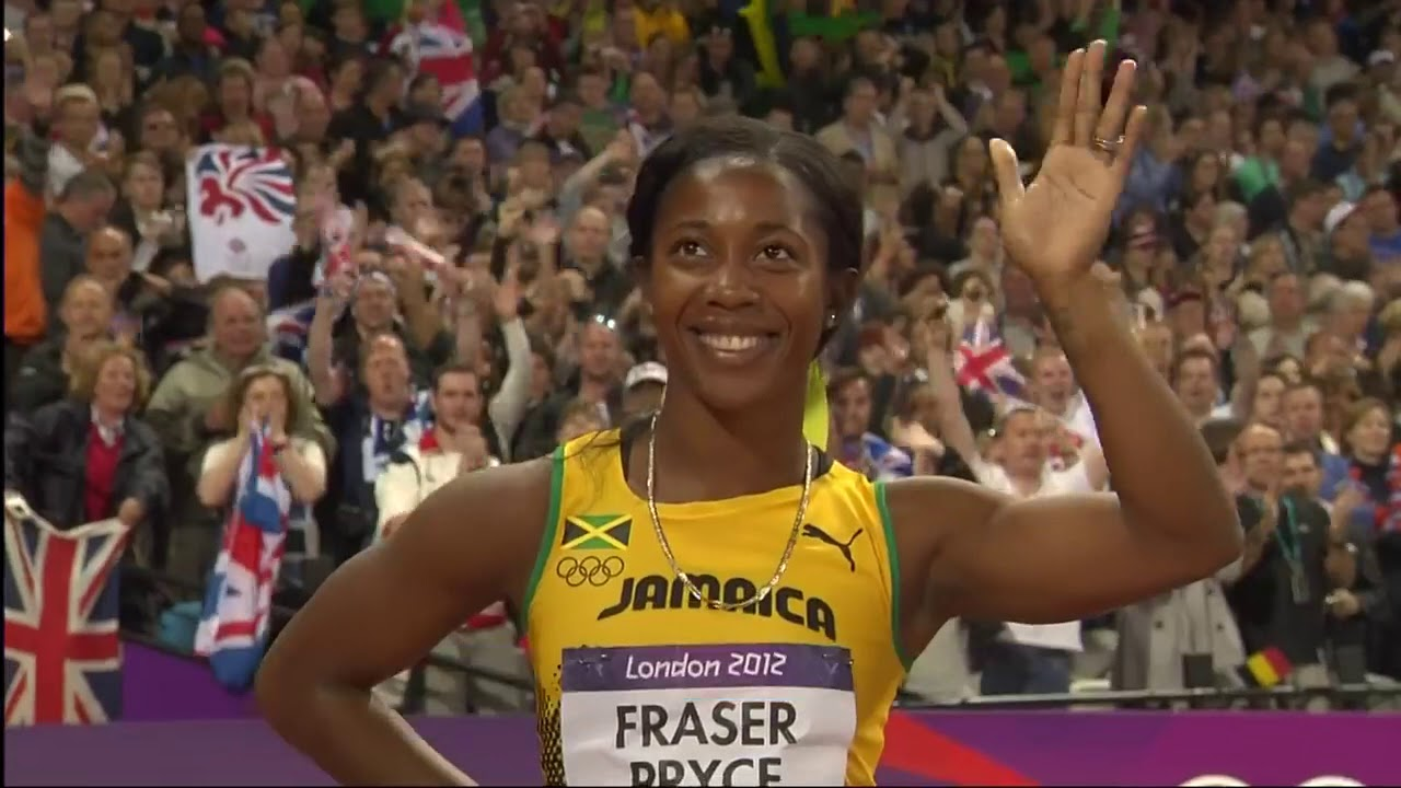 Every Gold Medal from Shelly-Ann Frazer-Pryce