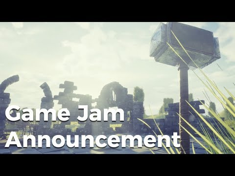 Let's Create Game Jam #1 Theme Announcement