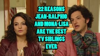 22 Reasons Jean-Ralphio and Mona-Lisa Are The Best TV Siblings Ever