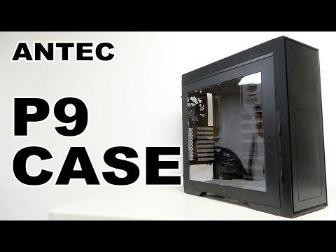 Antec P9 Case Review