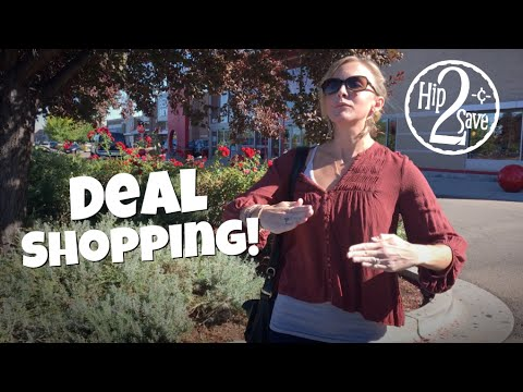 TARGET DEAL SHOPPING! Save BIG on Furniture, Halloween Candy & MORE! | Deal Shopping with Collin