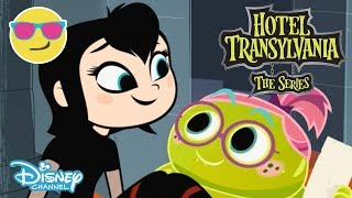 Hotel Transylvania | Employee of the Month | Official Disney Channel UK