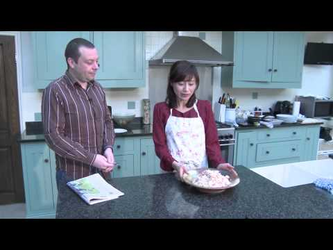 Chirashizushi Recipe (洋風ちらし寿司)
