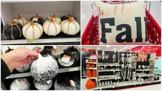 Shopping At Target - Fall & Halloween Decor