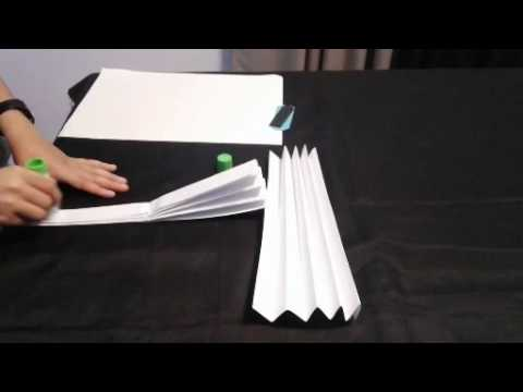 How to make a fancy paper envelope