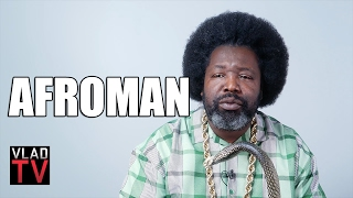 Afroman on Being Eight Tray Crip, Moving to Rival Rolling 60