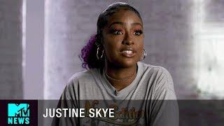 Justine Skye on Her New Single