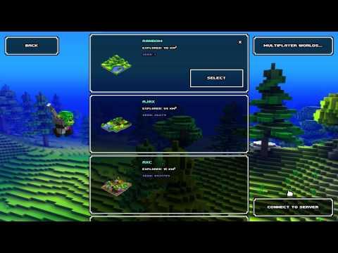 Como jugar cube world multijugador