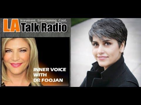 Women In Tech - interview with Fay Arjomandi by Dr. Foojan Zeine