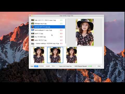 How to remove duplicate photos from Photos on Mac OS