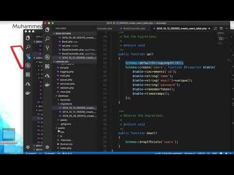 19   Laravel API with Passport and CRUD
