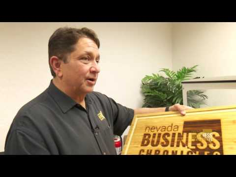 The Embroidery Doctor / Precision Diamonds as Seen on Nevada Business Chronicles