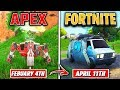 Download Top 5 Things Fortnite COPIED From APEX LEGENDS! MP3,3GP,MP4