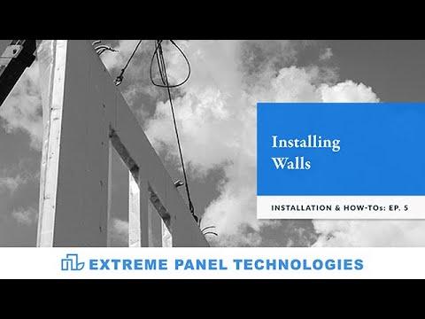 Episode: 5- Installing Wall Panels