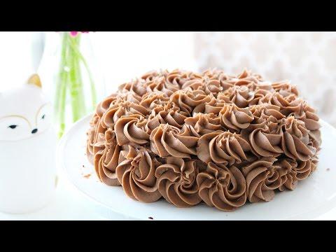 Chocolate Birthday Cake Recipe   EASY & QUICK!