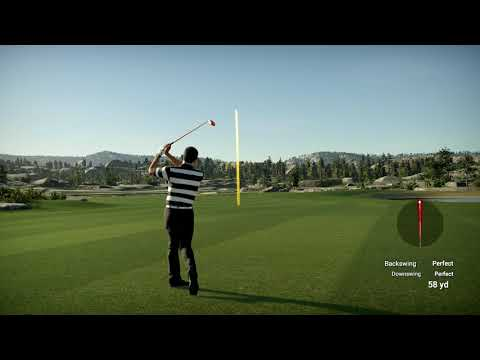 The Golf Club 2 (PS4 Pro): PGAS - We-Ko-Pa Challenge Pro Am - Round 1
