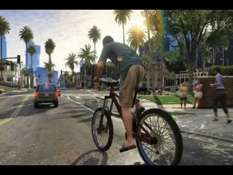 GTA 5 Game Informer New Pictures and Leaked Song