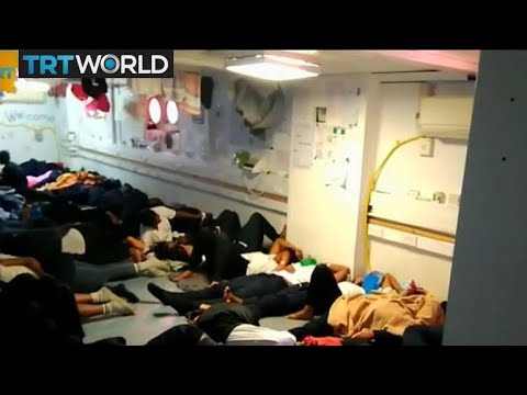Refugee Crisis: Spain offers ship bearth as Italy, Malta refuse