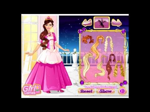 Barbie Princess Dress Up Game - Barbie Games For Girls To Play!