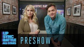 Lip Sync Battle: All-Stars Live Preshow | Lip Sync Battle