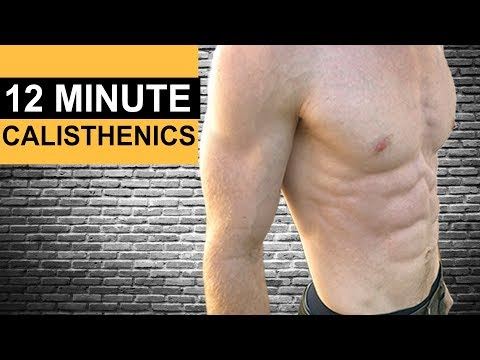 Increase Strength & Stamina | 12 Minute